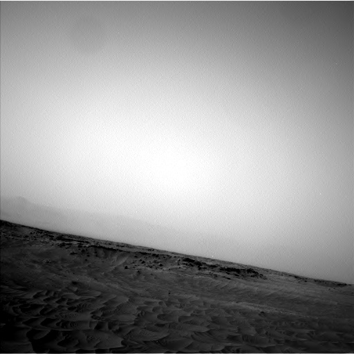 Nasa's Mars rover Curiosity acquired this image using its Left Navigation Camera on Sol 785, at drive 36, site number 44