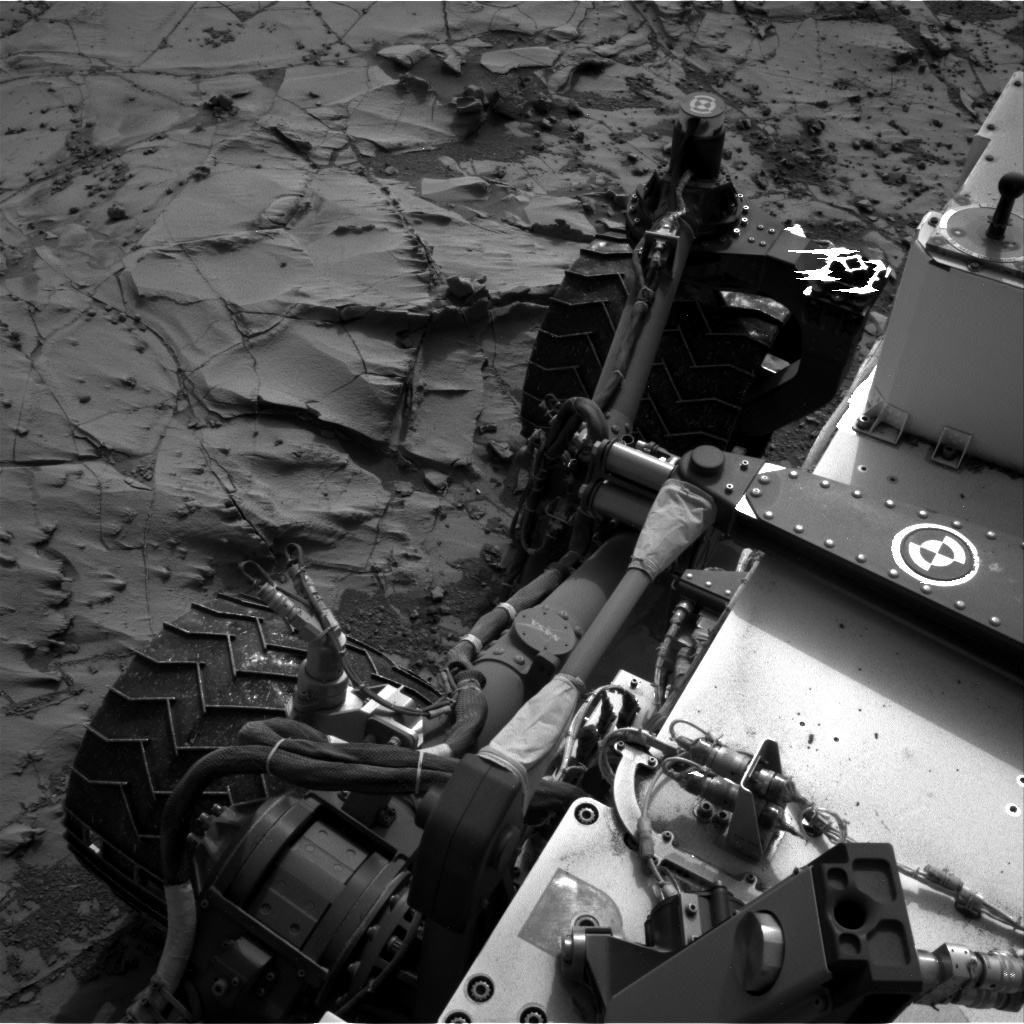Nasa's Mars rover Curiosity acquired this image using its Right Navigation Camera on Sol 785, at drive 36, site number 44
