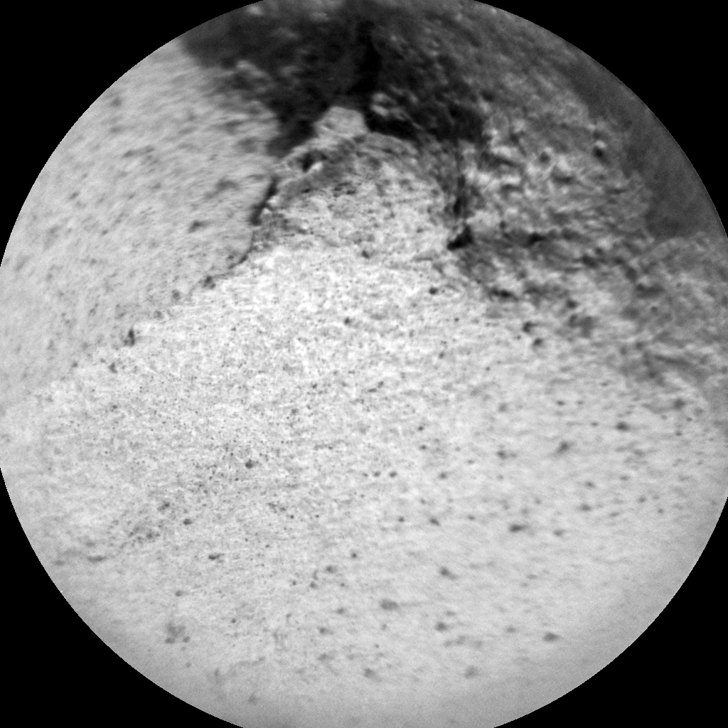Nasa's Mars rover Curiosity acquired this image using its Chemistry & Camera (ChemCam) on Sol 785, at drive 0, site number 44