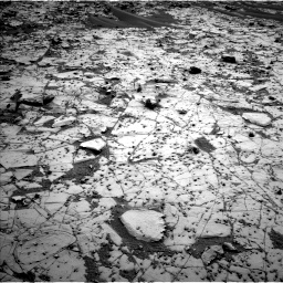 Nasa's Mars rover Curiosity acquired this image using its Left Navigation Camera on Sol 787, at drive 156, site number 44