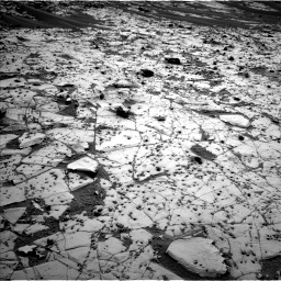 Nasa's Mars rover Curiosity acquired this image using its Left Navigation Camera on Sol 787, at drive 168, site number 44