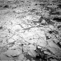 Nasa's Mars rover Curiosity acquired this image using its Right Navigation Camera on Sol 787, at drive 48, site number 44