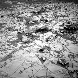 Nasa's Mars rover Curiosity acquired this image using its Right Navigation Camera on Sol 787, at drive 66, site number 44