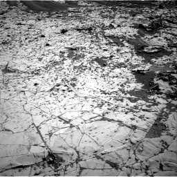 Nasa's Mars rover Curiosity acquired this image using its Right Navigation Camera on Sol 787, at drive 78, site number 44