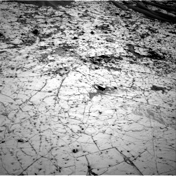 Nasa's Mars rover Curiosity acquired this image using its Right Navigation Camera on Sol 787, at drive 114, site number 44
