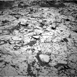 Nasa's Mars rover Curiosity acquired this image using its Right Navigation Camera on Sol 787, at drive 150, site number 44