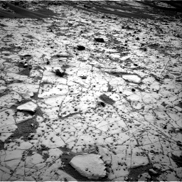Nasa's Mars rover Curiosity acquired this image using its Right Navigation Camera on Sol 787, at drive 168, site number 44