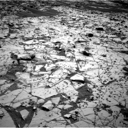 Nasa's Mars rover Curiosity acquired this image using its Right Navigation Camera on Sol 787, at drive 174, site number 44