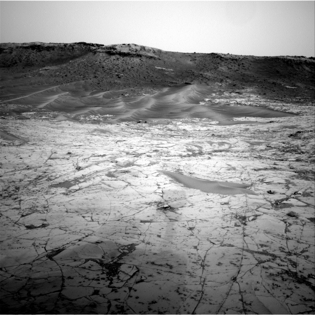 Nasa's Mars rover Curiosity acquired this image using its Right Navigation Camera on Sol 787, at drive 190, site number 44