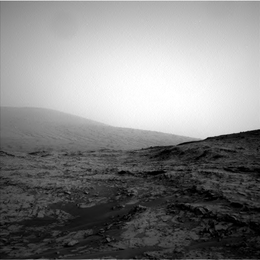 Nasa's Mars rover Curiosity acquired this image using its Left Navigation Camera on Sol 788, at drive 190, site number 44