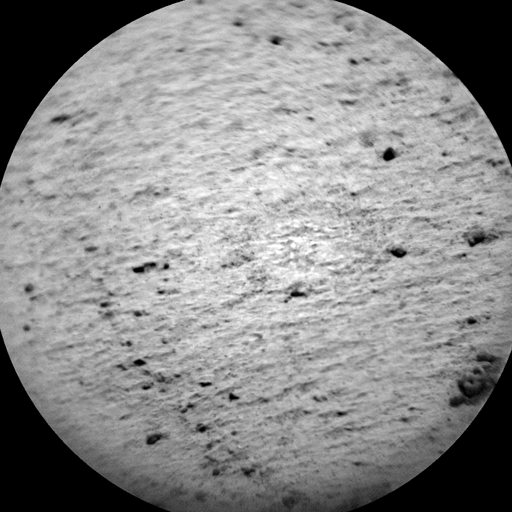 Nasa's Mars rover Curiosity acquired this image using its Chemistry & Camera (ChemCam) on Sol 788, at drive 190, site number 44