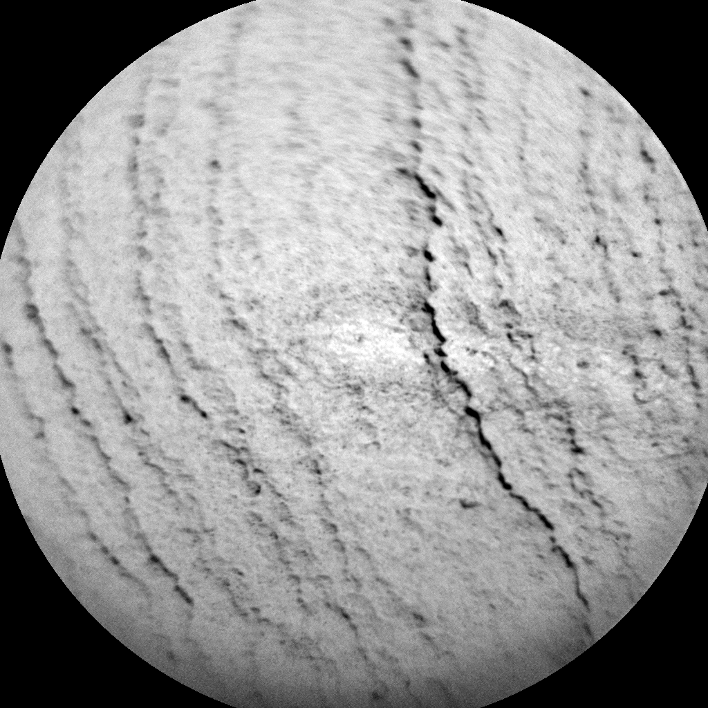 Nasa's Mars rover Curiosity acquired this image using its Chemistry & Camera (ChemCam) on Sol 789, at drive 190, site number 44