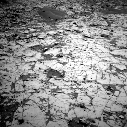 Nasa's Mars rover Curiosity acquired this image using its Left Navigation Camera on Sol 790, at drive 226, site number 44