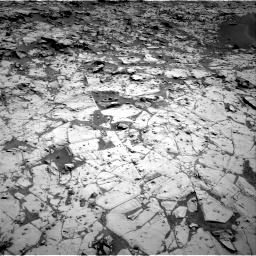 Nasa's Mars rover Curiosity acquired this image using its Right Navigation Camera on Sol 790, at drive 190, site number 44
