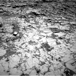 Nasa's Mars rover Curiosity acquired this image using its Right Navigation Camera on Sol 790, at drive 196, site number 44
