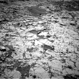 Nasa's Mars rover Curiosity acquired this image using its Right Navigation Camera on Sol 790, at drive 232, site number 44