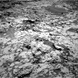Nasa's Mars rover Curiosity acquired this image using its Right Navigation Camera on Sol 790, at drive 244, site number 44