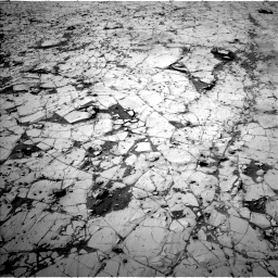 Nasa's Mars rover Curiosity acquired this image using its Left Navigation Camera on Sol 792, at drive 274, site number 44