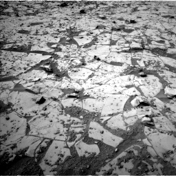 Nasa's Mars rover Curiosity acquired this image using its Left Navigation Camera on Sol 792, at drive 310, site number 44