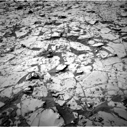 Nasa's Mars rover Curiosity acquired this image using its Right Navigation Camera on Sol 792, at drive 304, site number 44