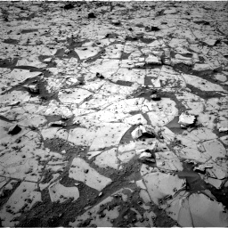 Nasa's Mars rover Curiosity acquired this image using its Right Navigation Camera on Sol 792, at drive 310, site number 44