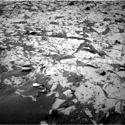 Nasa's Mars rover Curiosity acquired this image using its Right Navigation Camera on Sol 792, at drive 322, site number 44