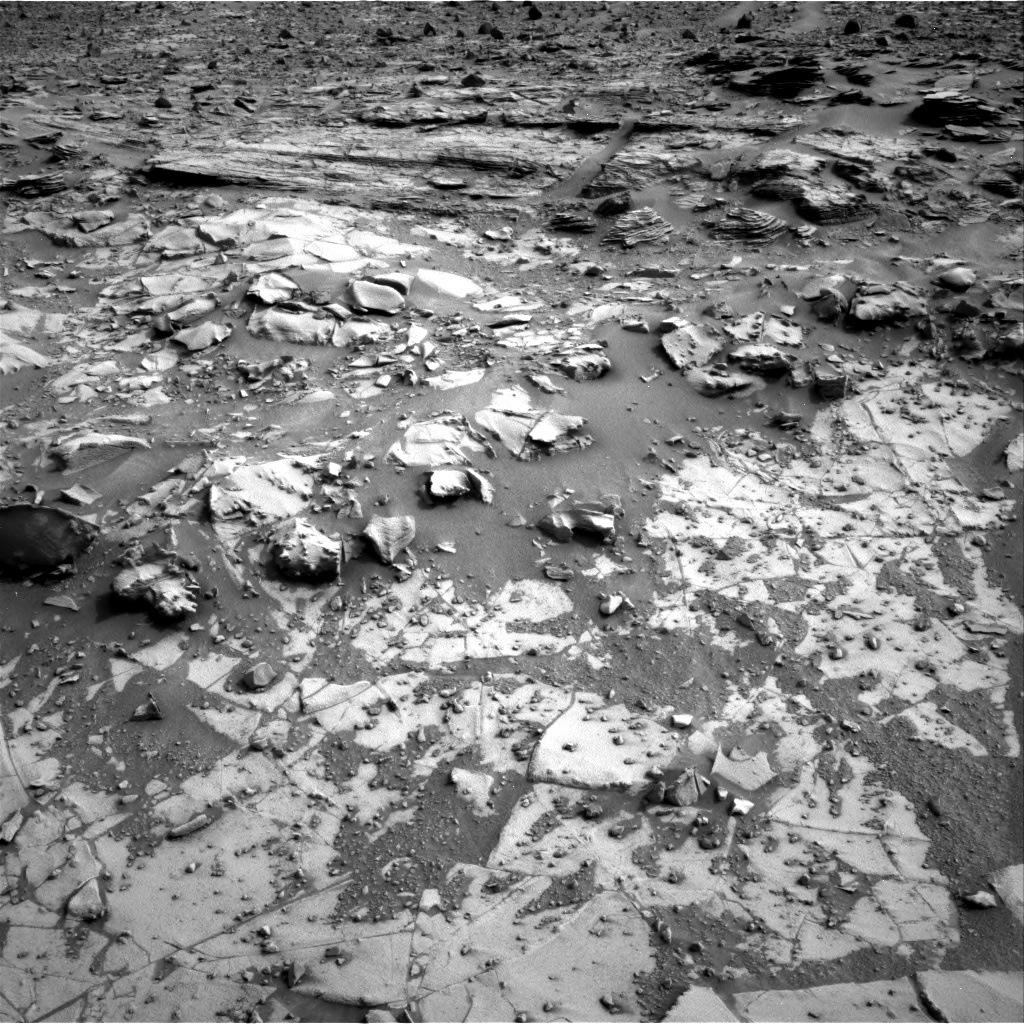Nasa's Mars rover Curiosity acquired this image using its Right Navigation Camera on Sol 792, at drive 334, site number 44