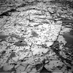 Nasa's Mars rover Curiosity acquired this image using its Right Navigation Camera on Sol 792, at drive 340, site number 44