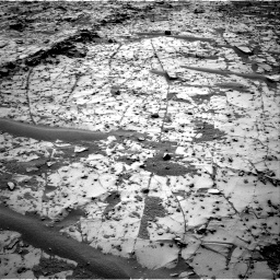 Nasa's Mars rover Curiosity acquired this image using its Right Navigation Camera on Sol 792, at drive 346, site number 44
