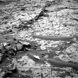 Nasa's Mars rover Curiosity acquired this image using its Right Navigation Camera on Sol 792, at drive 358, site number 44