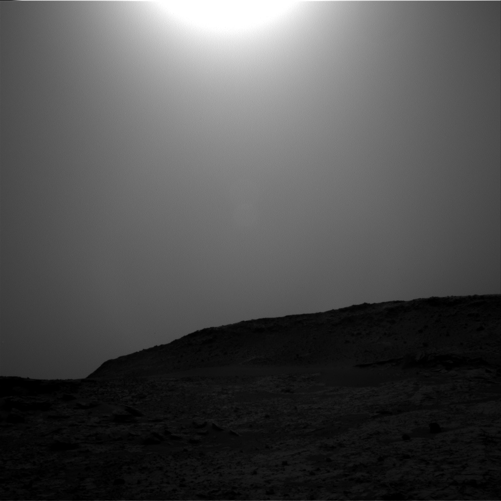 Nasa's Mars rover Curiosity acquired this image using its Right Navigation Camera on Sol 792, at drive 370, site number 44