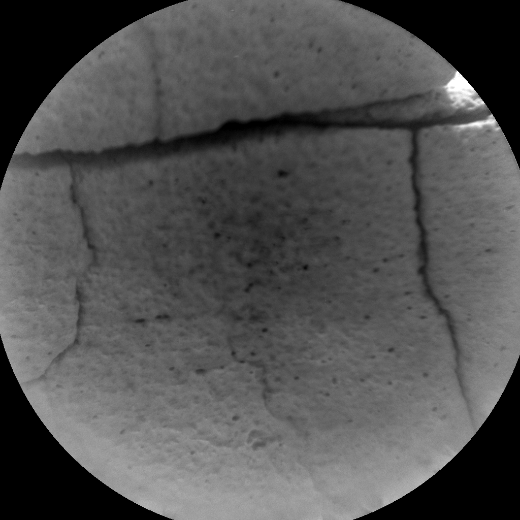 Nasa's Mars rover Curiosity acquired this image using its Chemistry & Camera (ChemCam) on Sol 792, at drive 256, site number 44