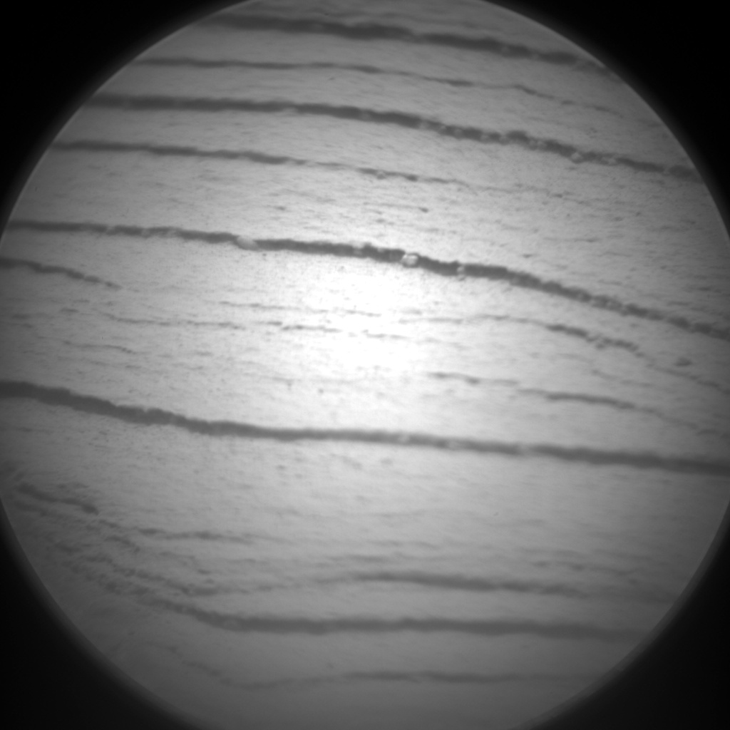 Nasa's Mars rover Curiosity acquired this image using its Chemistry & Camera (ChemCam) on Sol 794, at drive 370, site number 44