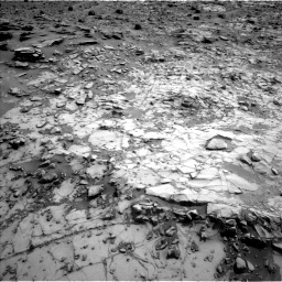 Nasa's Mars rover Curiosity acquired this image using its Left Navigation Camera on Sol 794, at drive 424, site number 44