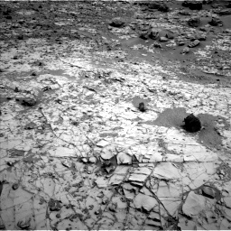 Nasa's Mars rover Curiosity acquired this image using its Left Navigation Camera on Sol 794, at drive 472, site number 44