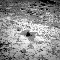 Nasa's Mars rover Curiosity acquired this image using its Left Navigation Camera on Sol 794, at drive 478, site number 44