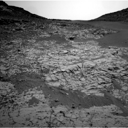 Nasa's Mars rover Curiosity acquired this image using its Left Navigation Camera on Sol 794, at drive 484, site number 44