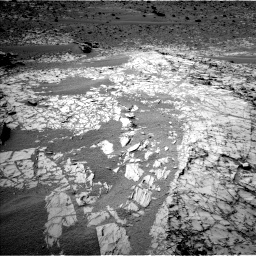 Nasa's Mars rover Curiosity acquired this image using its Left Navigation Camera on Sol 794, at drive 496, site number 44