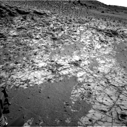 Nasa's Mars rover Curiosity acquired this image using its Left Navigation Camera on Sol 794, at drive 538, site number 44