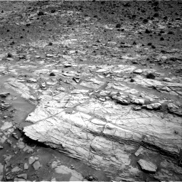 Nasa's Mars rover Curiosity acquired this image using its Right Navigation Camera on Sol 794, at drive 370, site number 44
