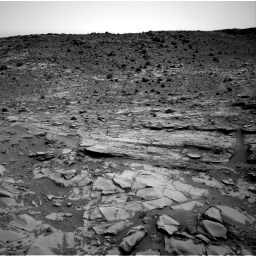 Nasa's Mars rover Curiosity acquired this image using its Right Navigation Camera on Sol 794, at drive 382, site number 44