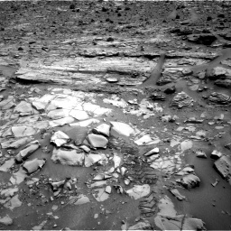 Nasa's Mars rover Curiosity acquired this image using its Right Navigation Camera on Sol 794, at drive 388, site number 44