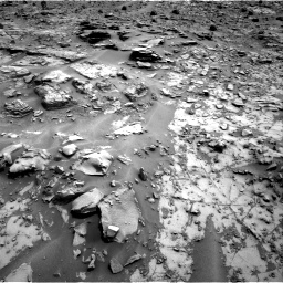 Nasa's Mars rover Curiosity acquired this image using its Right Navigation Camera on Sol 794, at drive 406, site number 44