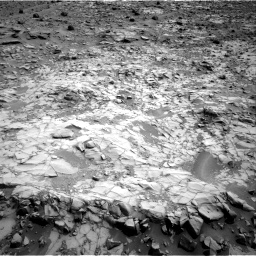 Nasa's Mars rover Curiosity acquired this image using its Right Navigation Camera on Sol 794, at drive 430, site number 44