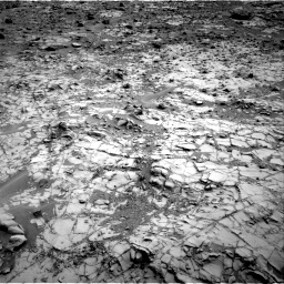 Nasa's Mars rover Curiosity acquired this image using its Right Navigation Camera on Sol 794, at drive 442, site number 44