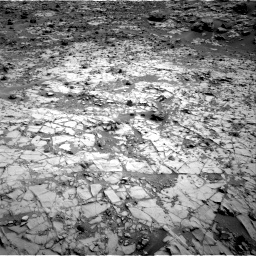 Nasa's Mars rover Curiosity acquired this image using its Right Navigation Camera on Sol 794, at drive 454, site number 44