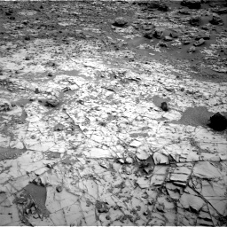Nasa's Mars rover Curiosity acquired this image using its Right Navigation Camera on Sol 794, at drive 466, site number 44