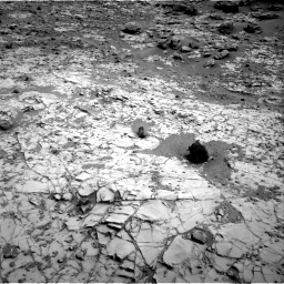 Nasa's Mars rover Curiosity acquired this image using its Right Navigation Camera on Sol 794, at drive 472, site number 44