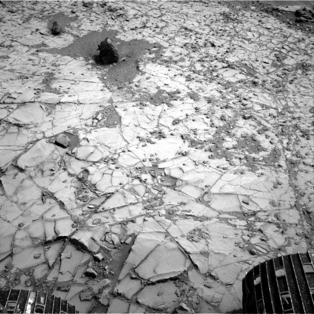 Nasa's Mars rover Curiosity acquired this image using its Right Navigation Camera on Sol 794, at drive 478, site number 44