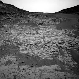 Nasa's Mars rover Curiosity acquired this image using its Right Navigation Camera on Sol 794, at drive 484, site number 44
